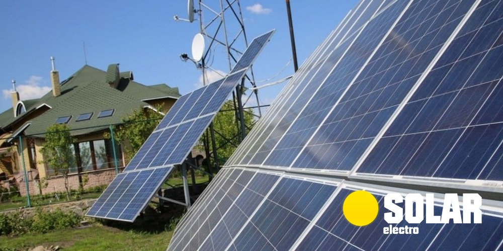 SOLAR-electro | Установка солнечных батарей | Цены на монтаж панелей
