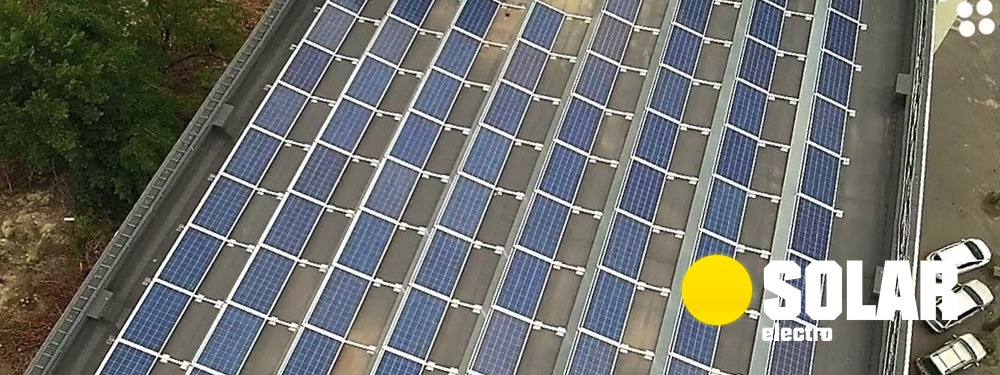 Монтаж солнечных электростанций и обслуживание