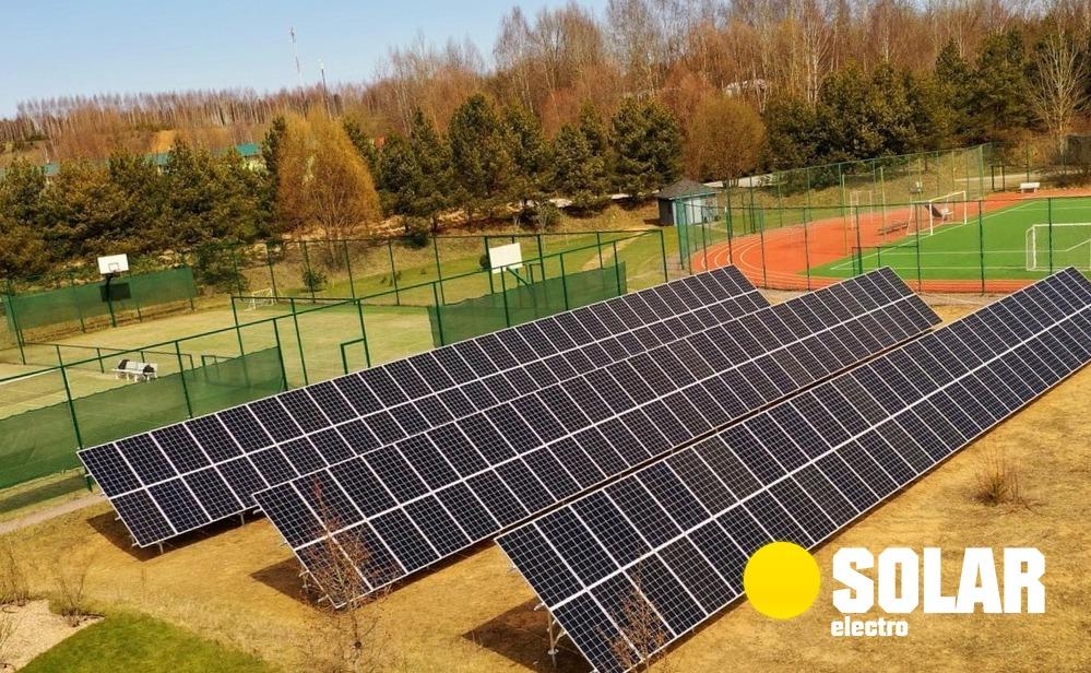 Солнечные панели под ключ: тарельчатые электростанции