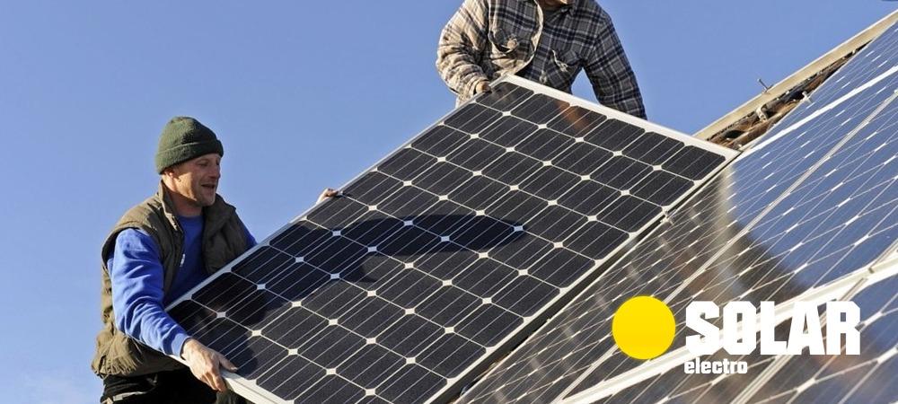Солнечная электростанция 10 кВт: купить комплект, заказать монтаж