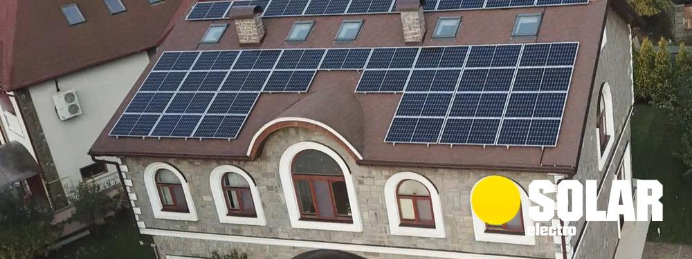 Нові технології виробництва сонячних батарей 15 кВт