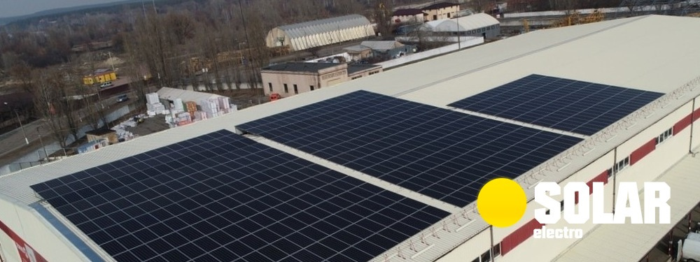 Сонячна електростанція 20 кВт: купити комплект, замовити монтаж