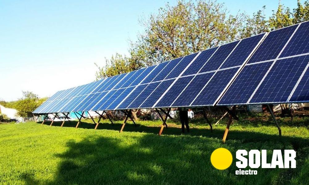Впровадження сонячної енергетики