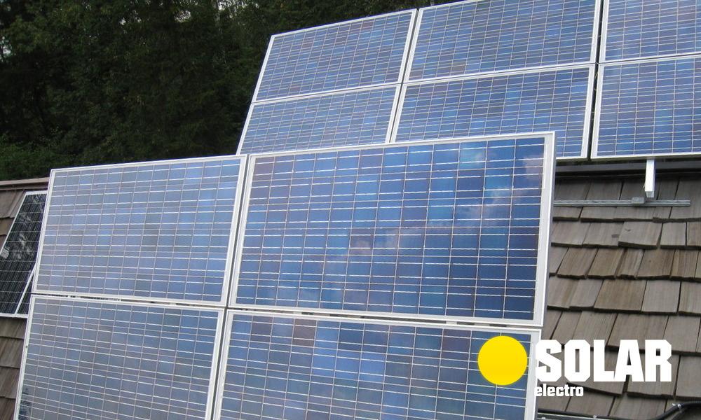 Види сонячних електростанцій 30 кВт під ключ