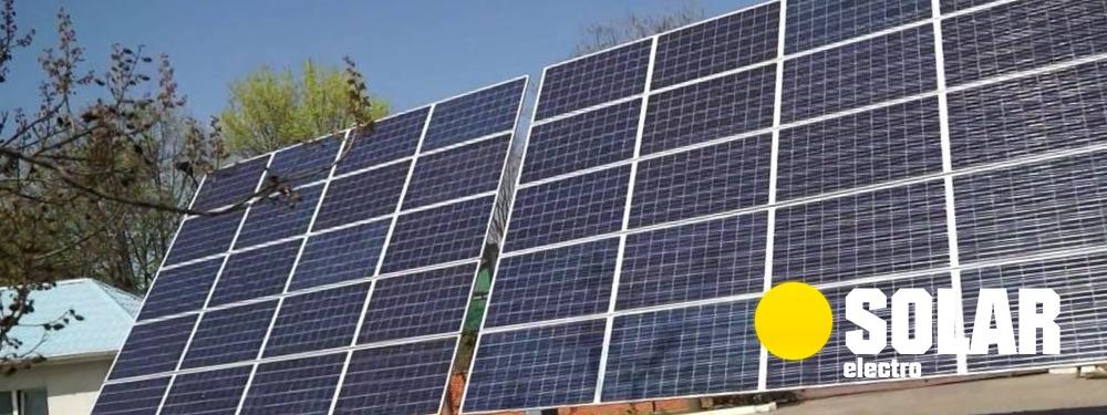Переваги сонячних панелей 30 кВт