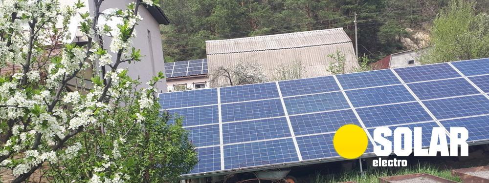 Переваги сонячних електростанцій 50 кВт
