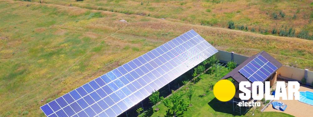 Преимущества солнечной электростанции 100 кВт