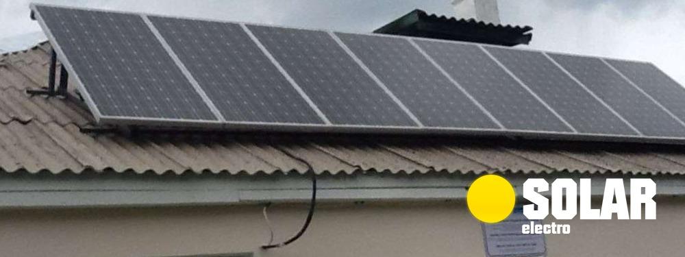 Установка і експлуатація сонячної електростанції 1,5 кВт