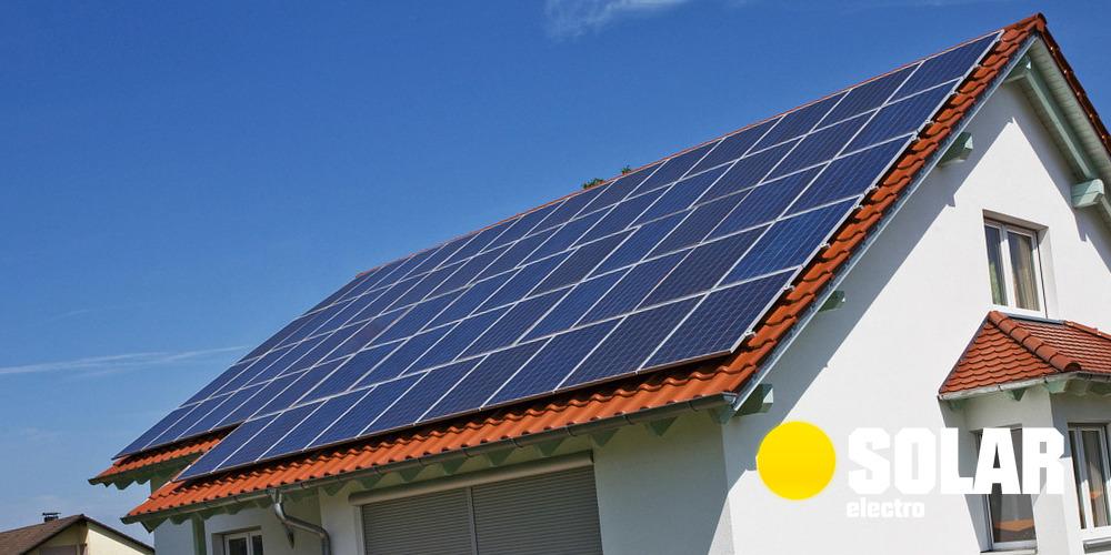 Расчет окупаемости солнечной электростанции для частного дома мощностью 10 квт