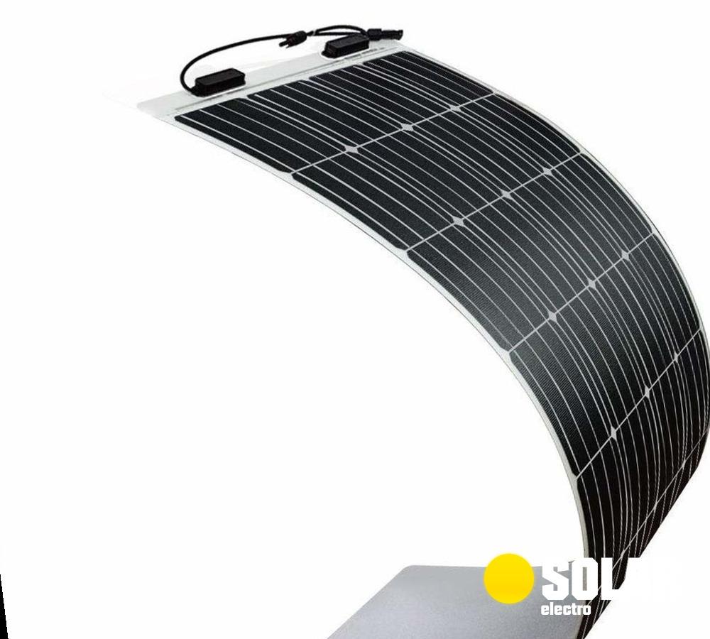 Сонячні панелі 100 Вт: підбір, продаж, монтаж, гарантія