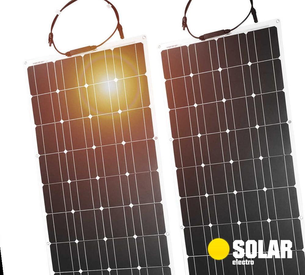 Застосування сонячних батарей 150 Вт