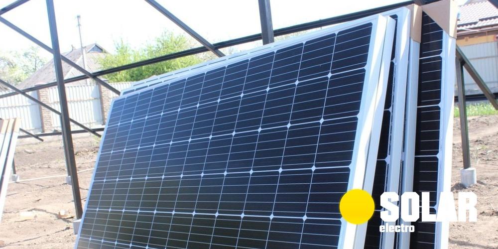 Переваги сонячних панелей 400 Вт
