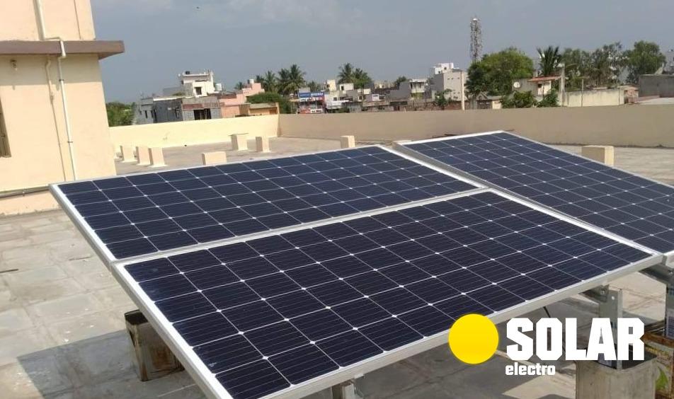 Сонячна енергетика як новий вид вироблення електроенергії