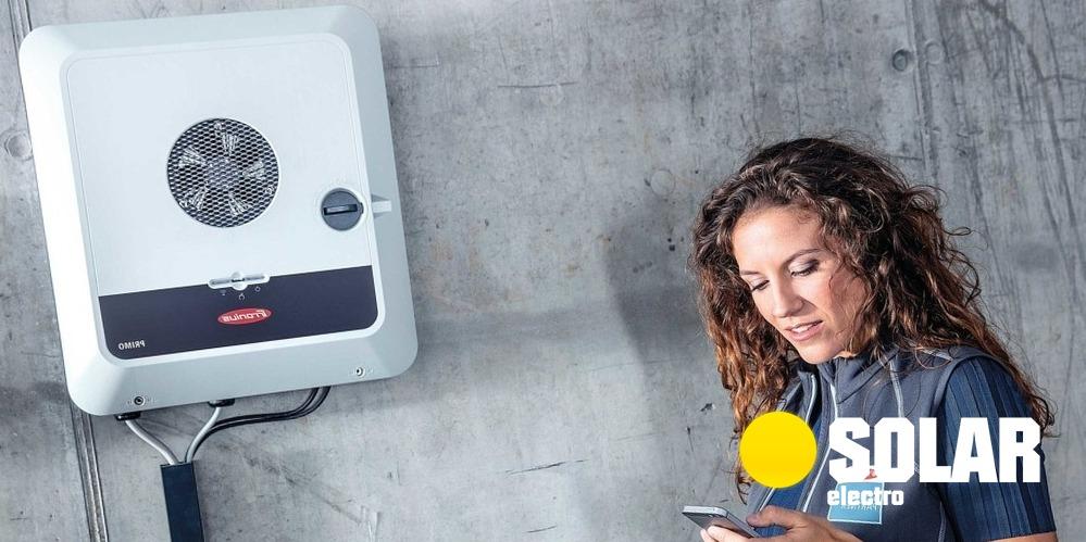 Купить инвертор для солнечных батарей (панелей) | SOLAR-electro