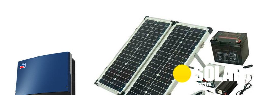 Правила выбора инвертора для солнечных батарей