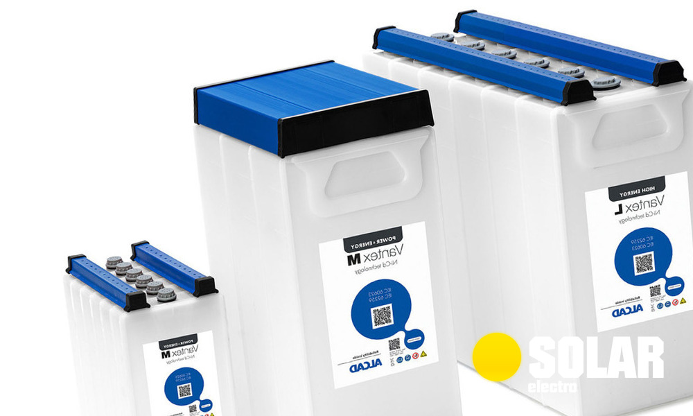 SOLAR-electro | Акумулятори для сонячних батарей (панелей), ціни підключення