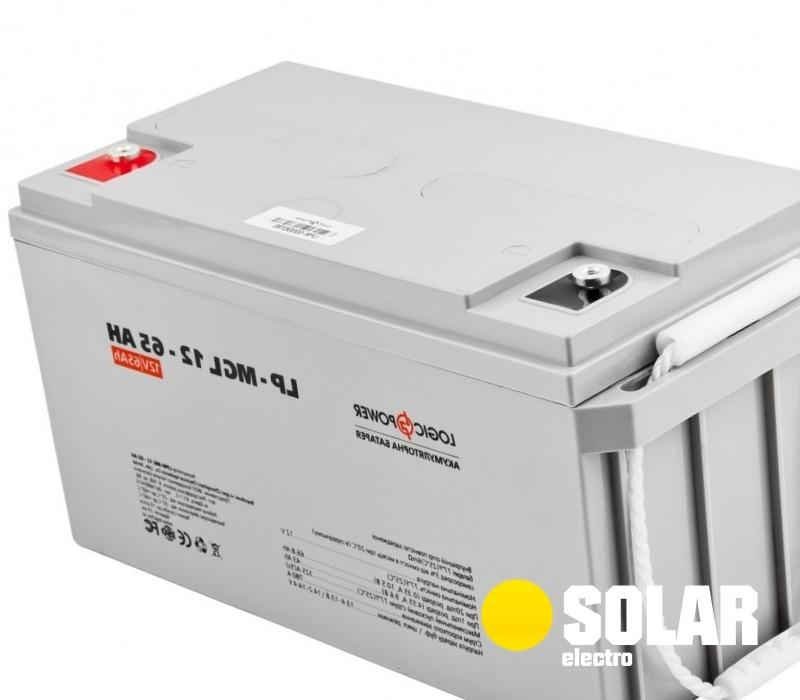 Літієві акумулятори для сонячних батарей