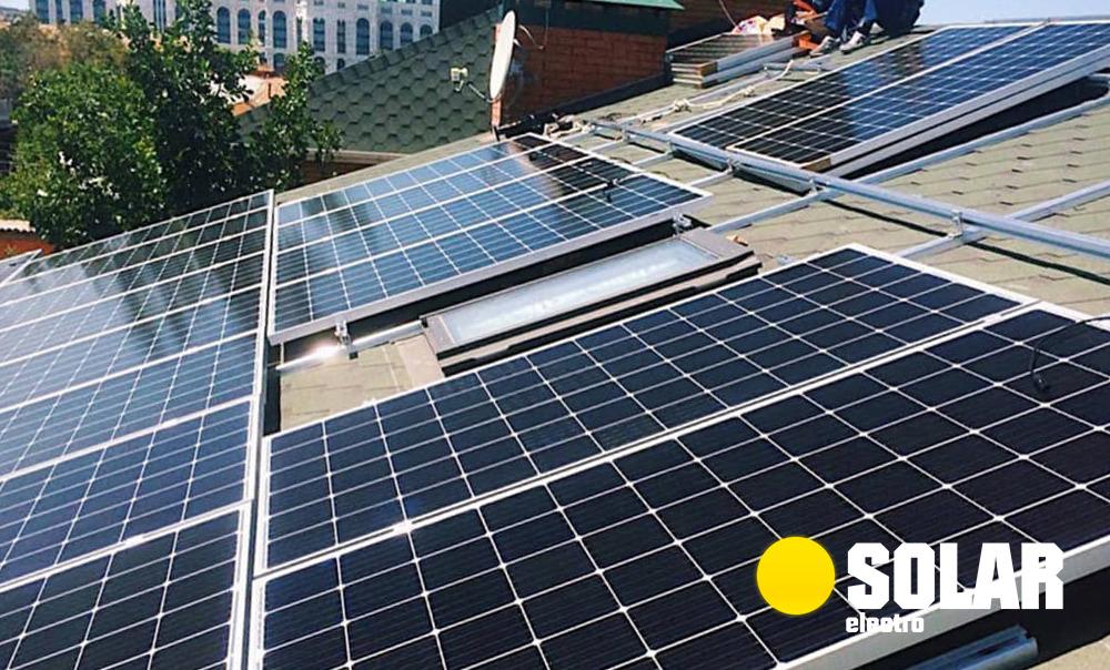 Виды систем крепления солнечных панелей