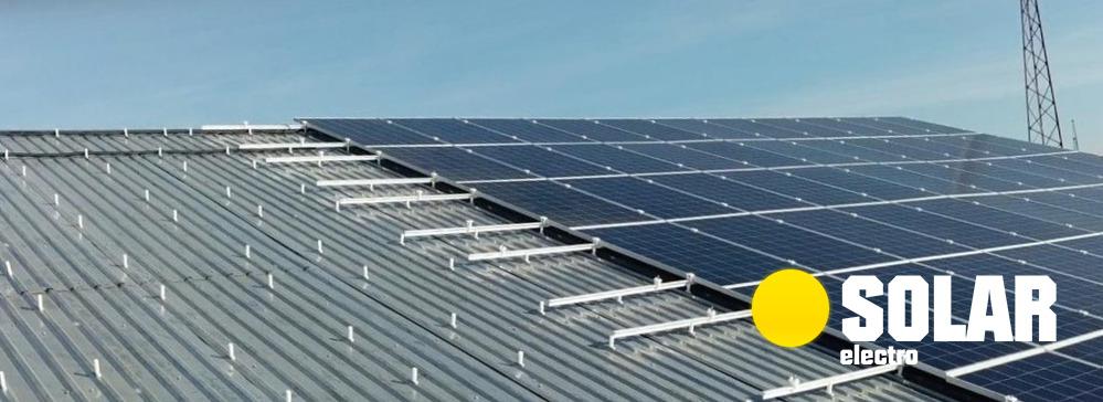 Как осуществляется крепление солнечных батарей на крышах частных домов