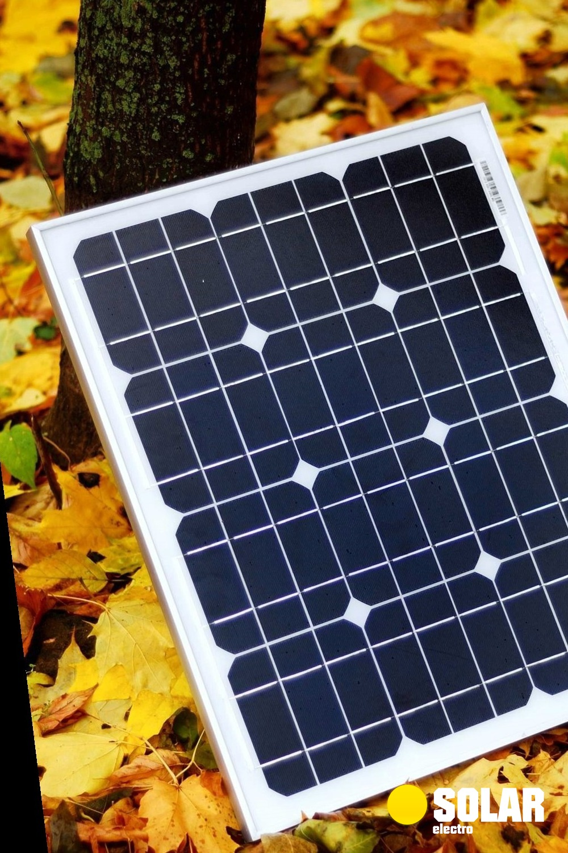 Сонячна панель 100 -150 Вт